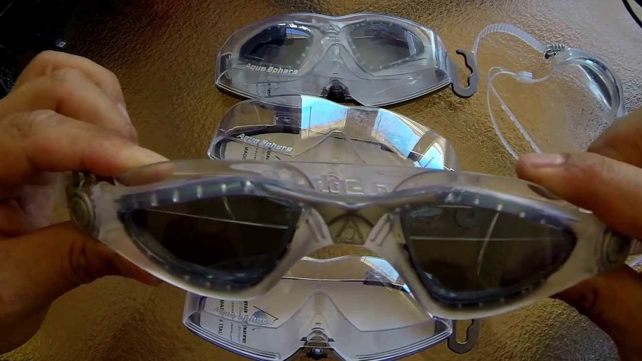 Aqua Sphere Goggle Fit For Toddler And Adult Review Youtube