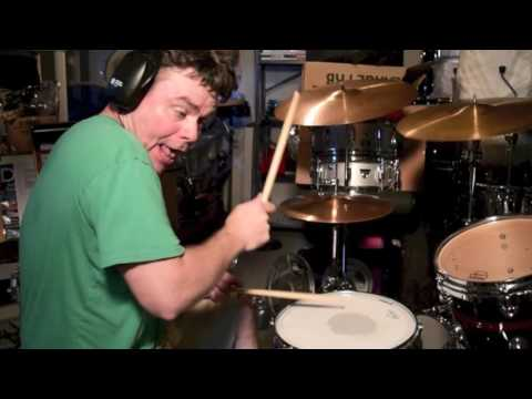 BRICK HOUSE * DRUM COVER      Commodores