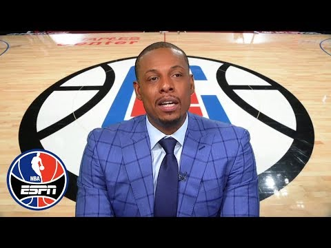 Paul Pierce on what it's like to be dominated by the Warriors | NBA Countdown | ESPN