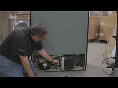 Refrigerator Condenser home appliances : how to clean the condenser in your refrigerator