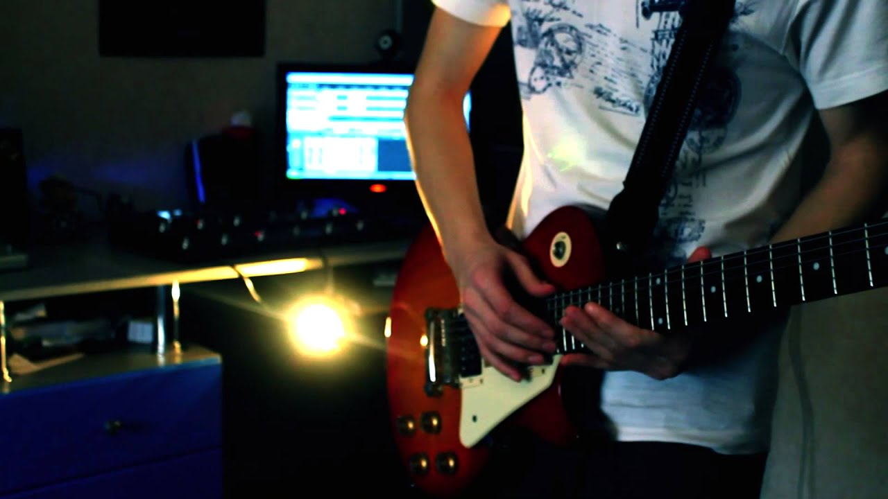 Framing Hanley - Lollipop (Guitar Cover) [with solo] - YouTube