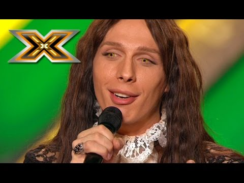 «X-factor» ( The X Factor Ukraine 8 ) Unofficial channel