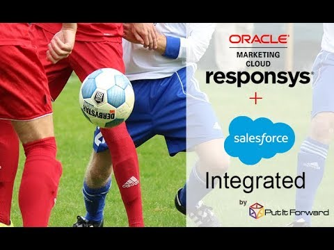 Oracle Marketing Cloud Responsys and Salesforce CRM by Put it Forward