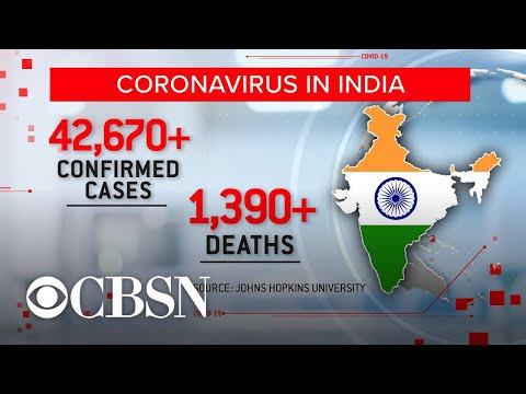 What's behind India's lower coronavirus death rate?