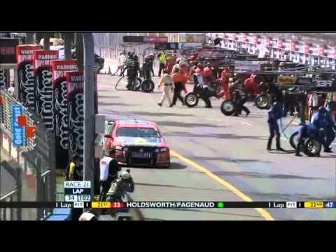 V8 2011 Armor All Gold Coast 600 - Race 21 Highlights