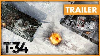 Bekijk de trailer van T-34