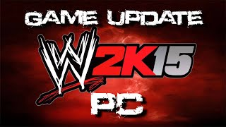 WWE 2K15 PC Game Update and DLC