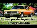 Ahora con inyección programable Chevy Coupe!!