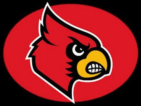 Logo Dojo Louisville Cardinals  (Speed)