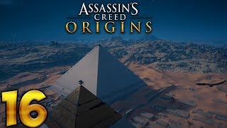 Assassin's Creed Origins. Прохождение. Часть 16 (Пирамиды)
