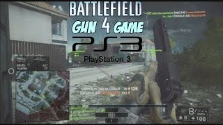 Battlefield 4: Gun Game PS3 Gameplay Avermedia Game Capture HD 1080i 60hz