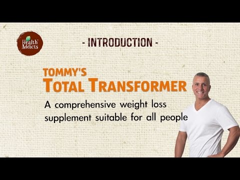 Total Transformer :: Manage your body!