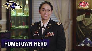 Hometown Hero: Army 1st Lt. Christina Petersen