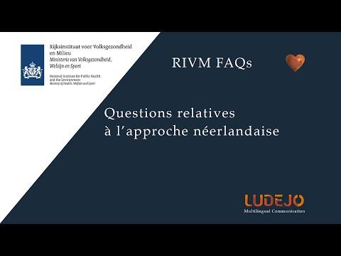 Questions relatives à l'approche néerlandaise