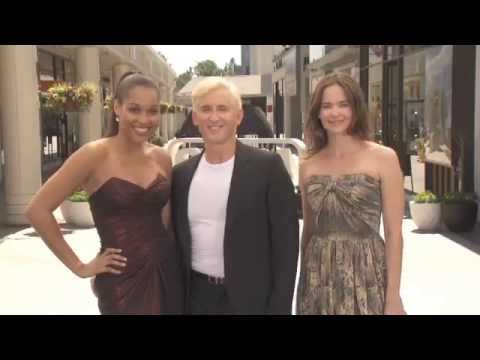 David Meister talks Fall Fashion Forecast with EXTRA TV