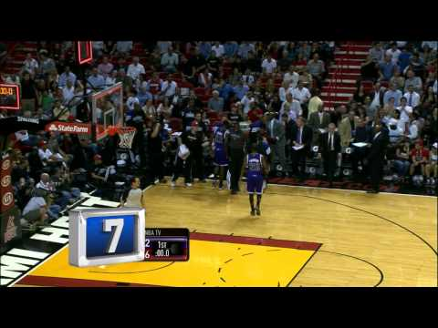 Top Ten Plays of the Night: February 21st