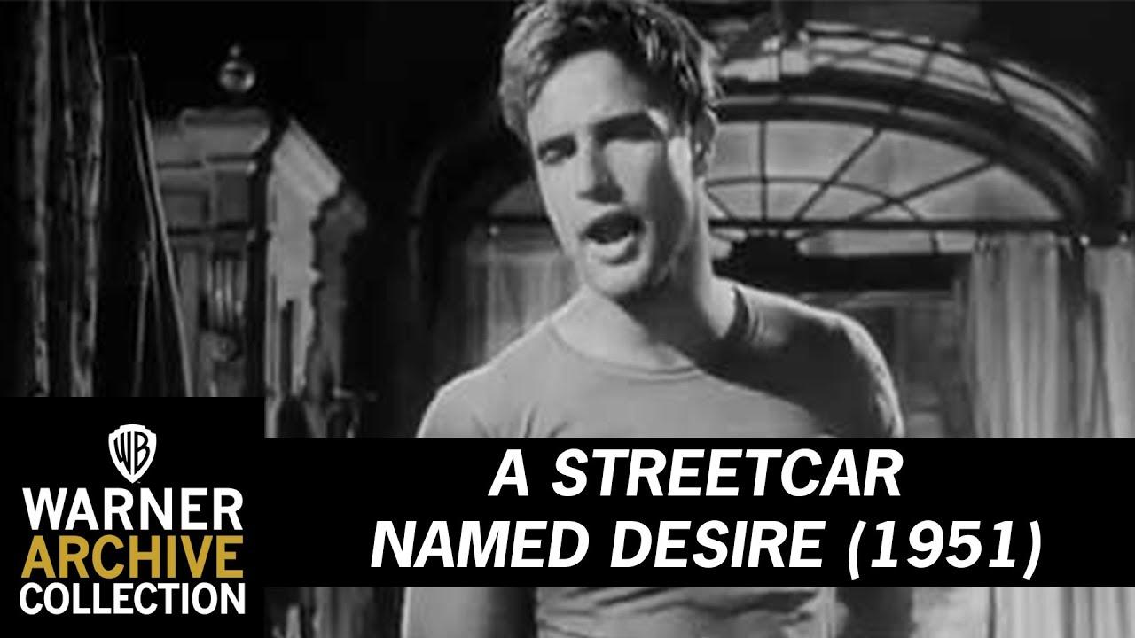 Download Trailer   A Streetcar Named Desire   Warner Archive