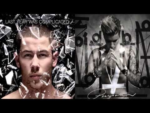 Nick Jonas Vs Justin Bieber - What Does Close Mean Mashup