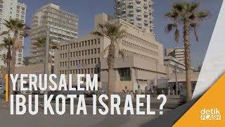 Palestina: Kami Tak Terima Trump Jadikan Yerusalem Ibu Kota Israel!