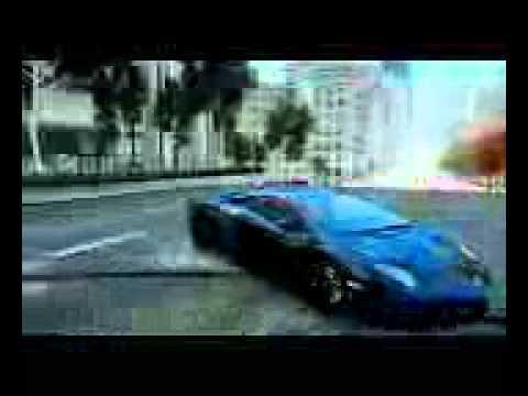 ENB Kamikaze Lamborghini GTA IV   EXTREME...