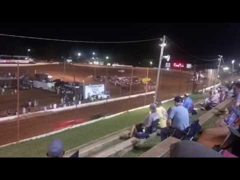 Tazewell speedway 7-30-16 Classic Feature