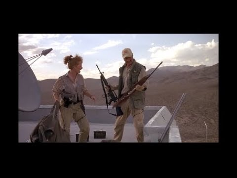 home-made-pipe-bombs-and-a-bulldozer-versus-prehistoric-monster---scene-from-1990-movie-tremors