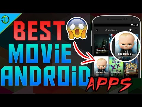 Top FREE MOVIES Apps for Android 2017!...