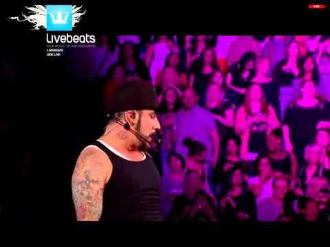 Get Down (You're The One For Me) - Backstreet Boys - NKOTBSB tour - 2012-04-29 - London