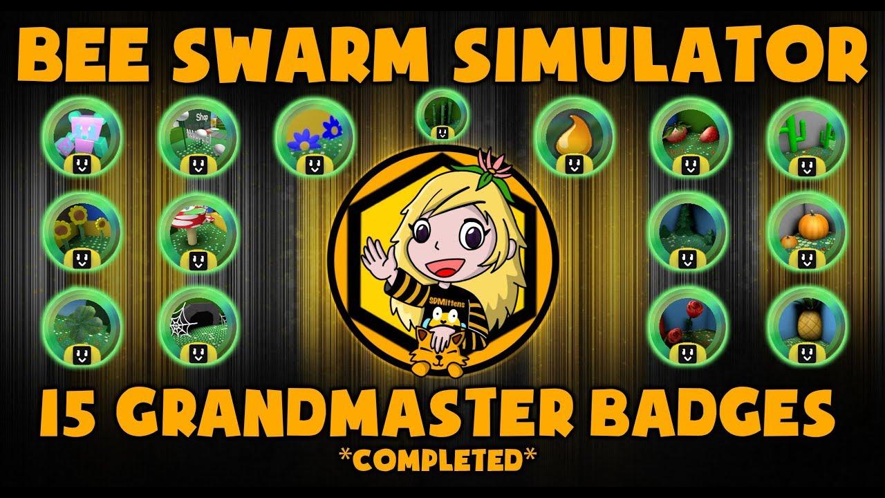 15 Easy Badges To Get In Bee Swarm Slubne Suknie Info