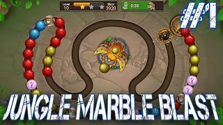 JUNGLE MARBLE BLAST - PETUALANG MARBLE screenshot 5