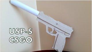 USP-S Yapımı (CSGO)