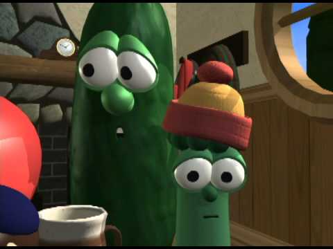 Veggietales The Toy That Saved Christmas Trailer Youtube