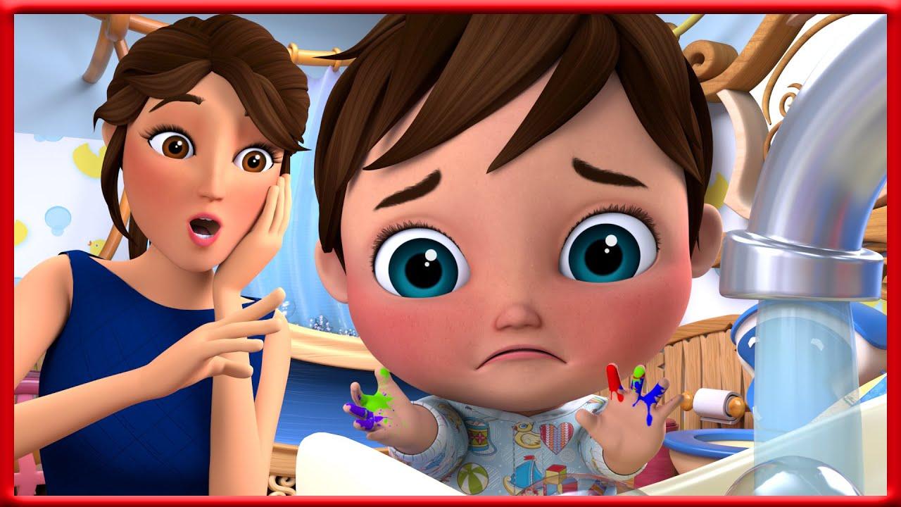 Baby Shark Song   + Kids Nursery Rhymes      Banana Cartoon