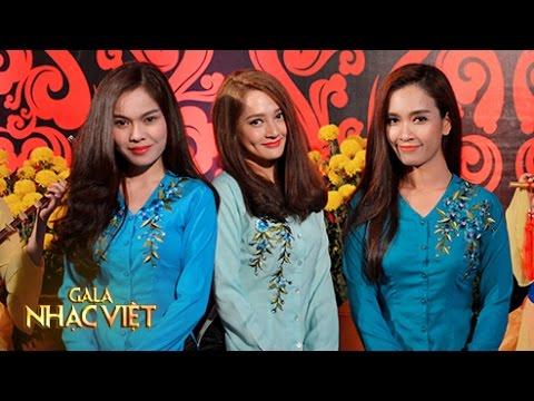 Liên khúc Lý: Tết Quê Hương - Bảo Anh, Ái Phương, Giang Hồng Ngọc (Official)