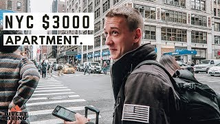 What $3000 Can Rent You In New York City? 🇺🇸