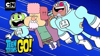 Man On The Moon | Teen Titans Go! | Cartoon Network