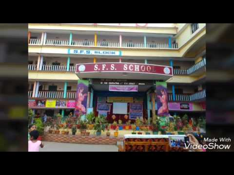 Sfs School Gajuwaka Farewell   Youtube