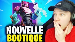 🔴I'OFFRE THE NEW SKIN MÉCHA IN THE FORTNITE BOUTIQUE FROM JULY 20 to 2H! THE MONSTER IS COMING...