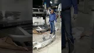 видео Кузовные детали Лада Ларгус в цвет