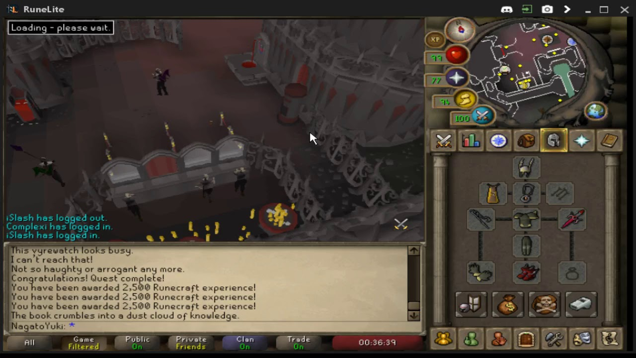 Drakan S Medallion Vs Crafting Cape Osrs Youtube osrs world record fastest quest cape ep1. drakan s medallion vs crafting cape osrs