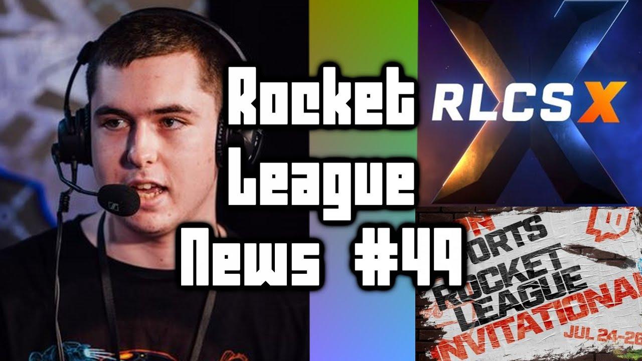 TORMENT GETS ROASTED | AxB JOINS EX-CLOUD 9 | RLCS SEASON 10 | ROCKET LEAGUE NEWS / DRAMA #49