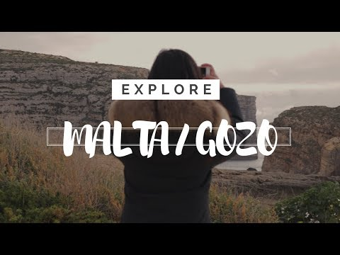 Malta/Gozo Winter 2018 [Cinematic Travel Vlog]