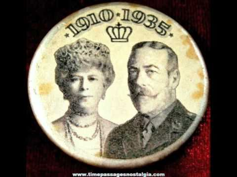 King George V - Silver Jubilee Message to The Empire - May 6, 1935