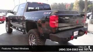 """2015 Chevrolet Silverado 1500 4WD 143.5"""" LTZ w/2LZ 4x4 Tr..."""