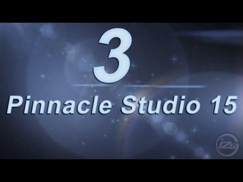 3_Профессиональное видео слайд-шоу в Pinnacle Studio 15