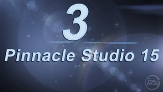 3_Профессиональное видео слайд-шоу в Pinnacle Studio 15