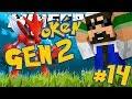 Minecraft: POKEMON - GENERATION 2 EXPLOITS?! [14]