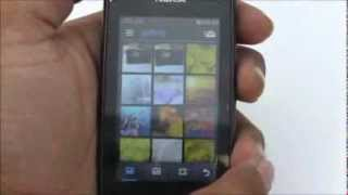 Nokia Asha 308 - Hands-on, Quick Review