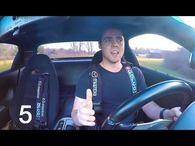 5 Reasons We Love Rob Dahm's 3 Rotor RX-7