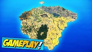SEASON 5 MAP GAMEPLAY *LEAKED* In Fortnite! Season 5 Map Locations In Fortnite Battle Royale!